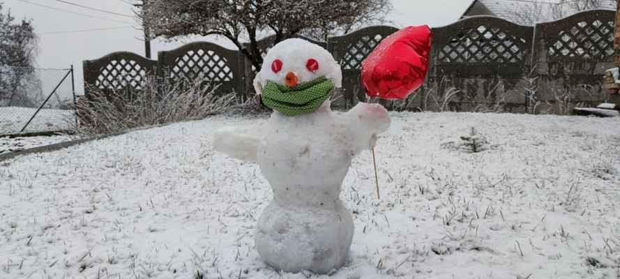 5.3.2021  ve Strážovicích od Wiki Suareze - pokaždé když na J Moravě napadne sníh, tak si Wiki udělá radost.....