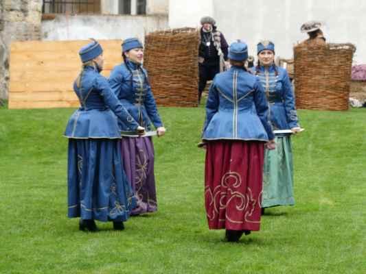 Mušketýři v Plzni 2019