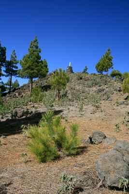...Pico Corralejo (2044 m.n.m.)...