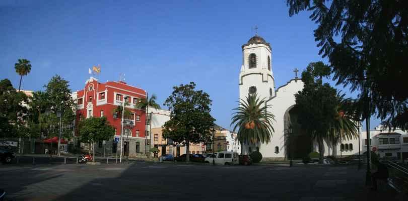 ...v posledních dvou dnech jsem navštívil městečko Los Sauces (300 m.n.m.)...
