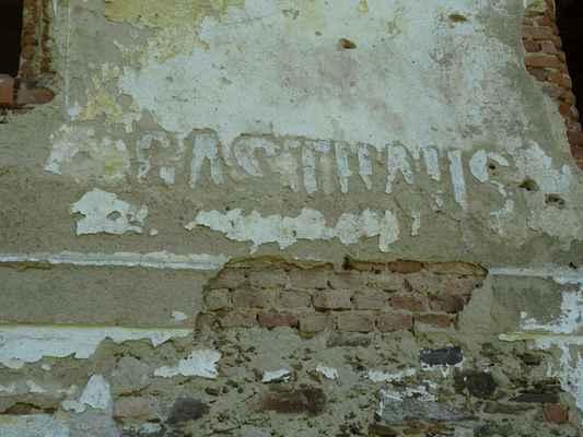 Bývalá hospoda - Gasthaus.