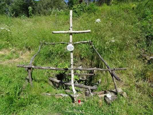 Studna je jedním z nejzachovalejších vodních zdrojů v bývalé vsi Skoky / Maria Stock. Dlouhá léta nepoužívání ji však odsoudila k pozvolnému zchátrání. Studna je nyní ohrazená dřevěným rámem, nachází se u ní křížek na památku poslední obyvatelky Skoků, která se v roce 1982 v této studni utopila. Údržbu studny a jejího okolí zajišťuje spolek Pod Střechou, který má v péči Skokovský poutní kostel. Voda však není využívána a není pitná.
