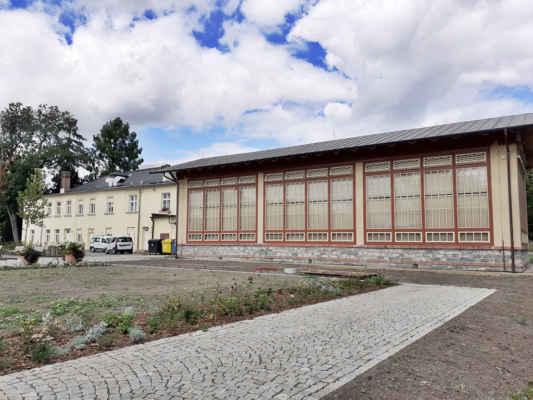 budova oranžerie