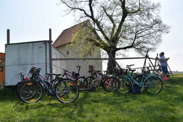 Dlho tu nebolo toľko bicyklov na jednom mieste a to je ešte len začiatok.