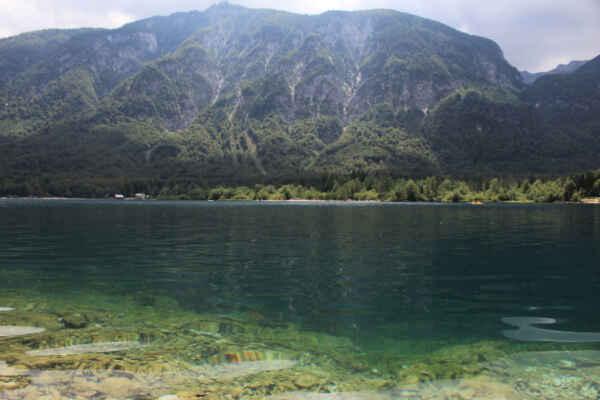 Zpět u jezera